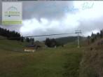 Archived image Webcam Menzenschwander mountain hut 06:00