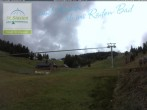 Archived image Webcam Menzenschwander mountain hut 08:00