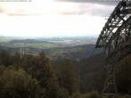 Archiv Foto Webcam Schauinsland Bergstation 00:00