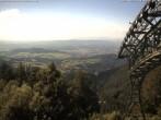 Archiv Foto Webcam Schauinsland Bergstation 10:00