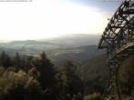 Archiv Foto Webcam Schauinsland Bergstation 12:00