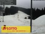 Archiv Foto Webcam Oberhof: Fallbachhang Talstation 09:00