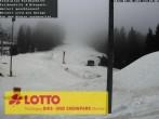 Archiv Foto Webcam Oberhof: Fallbachhang Talstation 11:00