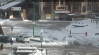 Archiv Foto Webcam Place des 2 Alpes 08:00