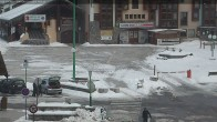 Archiv Foto Webcam Place des 2 Alpes 10:00