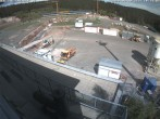 Archiv Foto Webcam Biathlon Arena in Oberhof 04:00