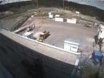 Archiv Foto Webcam Biathlon Arena in Oberhof 06:00