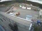 Archiv Foto Webcam Biathlon Arena in Oberhof 08:00
