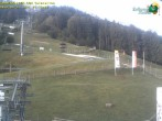 Archiv Foto Webcam Talstation Zahmer Kaiser 02:00