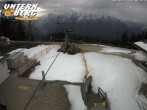 Archiv Foto Webcam Unternberg Bergstation in Ruhpolding 02:00