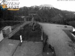 Archiv Foto Webcam Unternberg Bergstation in Ruhpolding 03:00