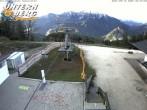 Archiv Foto Webcam Unternberg Bergstation in Ruhpolding 05:00