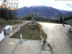 Archiv Foto Webcam Unternberg Bergstation in Ruhpolding 09:00