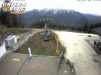 Archiv Foto Webcam Unternberg Bergstation in Ruhpolding 11:00