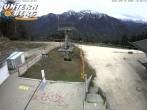 Archiv Foto Webcam Unternberg Bergstation in Ruhpolding 15:00