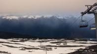 Archiv Foto Webcam 7th Heaven - Horstman Gletscher 01:00
