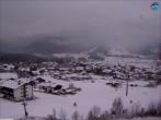 Archiv Foto Webcam Wettersteinbahnen Ehrwald: Sonnenhang Sessellift 06:00