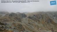 Archiv Foto Webcam Mölltaler Gletscher: Schwarzkopflift 08:00