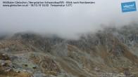 Archiv Foto Webcam Mölltaler Gletscher: Schwarzkopflift 10:00