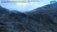 Archiv Foto Webcam Mölltaler Gletscher: Schwarzkopflift 12:00