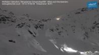 Archiv Foto Webcam Mölltaler Gletscher: Schwarzkopflift 00:00