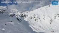 Archiv Foto Webcam Mölltaler Gletscher: Schwarzkopflift 06:00