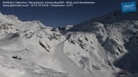 Archiv Foto Webcam Mölltaler Gletscher: Schwarzkopflift 14:00