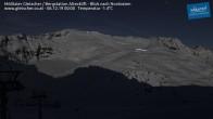 Archiv Foto Webcam Mölltaler Gletscher: Bergstation Altecklift 18:00
