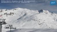 Archiv Foto Webcam Mölltaler Gletscher: Bergstation Altecklift 06:00