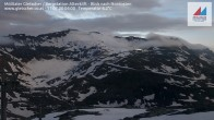 Archiv Foto Webcam Mölltaler Gletscher: Bergstation Altecklift 22:00