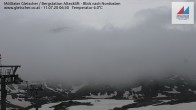 Archiv Foto Webcam Mölltaler Gletscher: Bergstation Altecklift 00:00