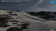 Archiv Foto Webcam Mölltaler Gletscher: Bergstation Panoramabahn Klühspies 20:00