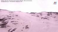 Archiv Foto Webcam Mölltaler Gletscher: Bergstation Panoramabahn Klühspies 18:00