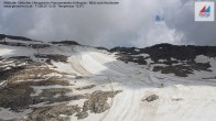 Archiv Foto Webcam Mölltaler Gletscher: Bergstation Panoramabahn Klühspies 06:00