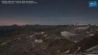 Archiv Foto Webcam Mölltaler Gletscher: Schareck 20:00