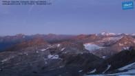 Archiv Foto Webcam Mölltaler Gletscher: Schareck 00:00