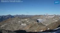 Archiv Foto Webcam Mölltaler Gletscher: Schareck 02:00