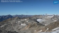Archiv Foto Webcam Mölltaler Gletscher: Schareck 04:00