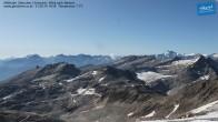 Archiv Foto Webcam Mölltaler Gletscher: Schareck 08:00