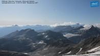 Archiv Foto Webcam Mölltaler Gletscher: Schareck 10:00