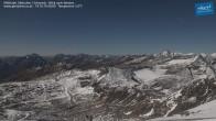 Archiv Foto Webcam Mölltaler Gletscher: Schareck 18:00