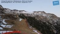 Archiv Foto Webcam Ankogel - Blick von der Mittelstation nach Nordosten 10:00