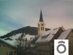 Archiv Foto Webcam Oberstaufen Ortsmitte 13:00
