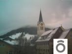 Archiv Foto Webcam Oberstaufen Ortsmitte 05:00