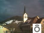 Archiv Foto Webcam Oberstaufen Ortsmitte 15:00