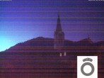 Archiv Foto Webcam Oberstaufen Ortsmitte 22:00
