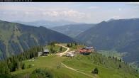 Archiv Foto Webcam Riesneralm: Bergstation Panoramabahn 04:00