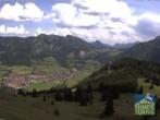 Archived image Webcam Hornbahn mountain station 06:00