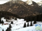 Archiv Foto Webcam Bergstation Hornbahn, Blick Rodelbahn 10:00