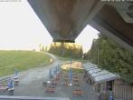 Archiv Foto Webcam Berglodge - Alpspitzgipfel 22:00